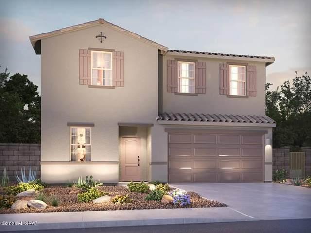 10706 W Filbert Street, Marana, AZ 85653 (#22013358) :: Realty Executives Tucson Elite
