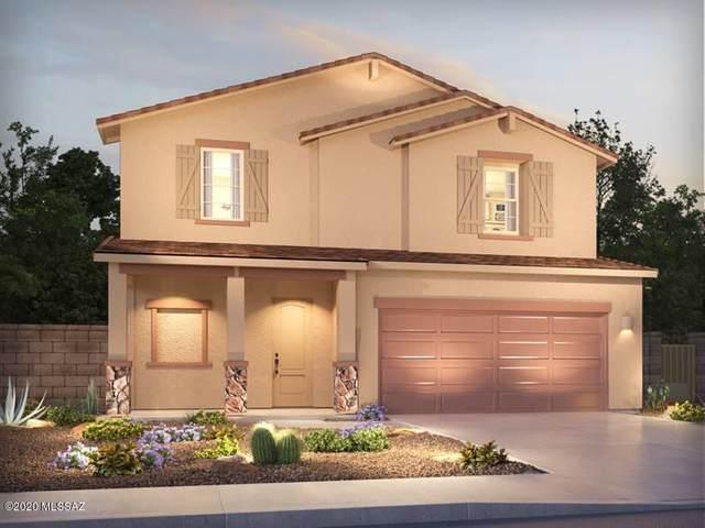 10712 W Filbert Street, Marana, AZ 85653 (#22013362) :: AZ Power Team | RE/MAX Results