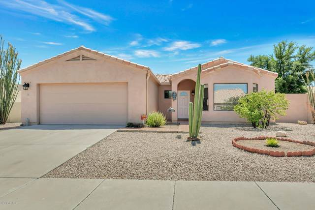 1921 N Santa Cecilia, Green Valley, AZ 85614 (#22013364) :: Long Realty - The Vallee Gold Team