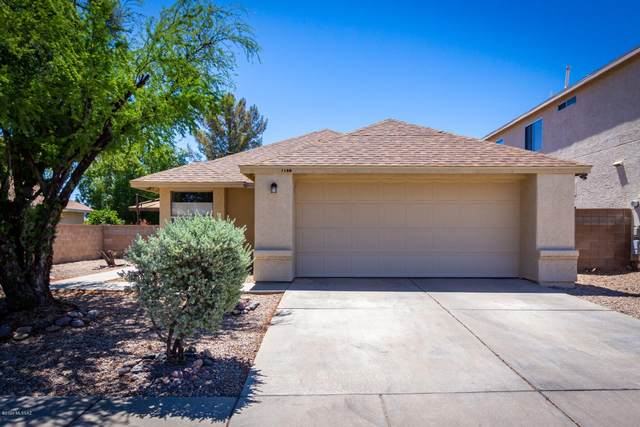 1190 N Chamberlain Place, Tucson, AZ 85745 (#22013372) :: Long Realty - The Vallee Gold Team