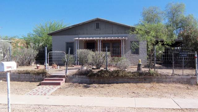426 E 31st Street, Tucson, AZ 85713 (#22013396) :: Tucson Property Executives