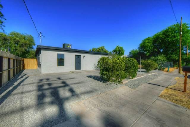 2840 N Dodge Boulevard, Tucson, AZ 85716 (#22013406) :: Gateway Partners | Realty Executives Arizona Territory