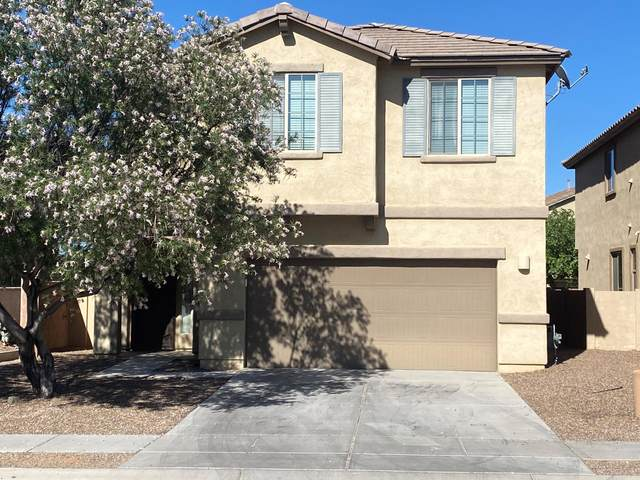 13817 S Camino Linio, Sahuarita, AZ 85629 (#22013407) :: The Josh Berkley Team