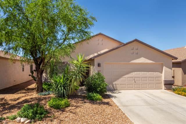 9482 E Paseo Del Parque, Tucson, AZ 85747 (#22013409) :: The Josh Berkley Team