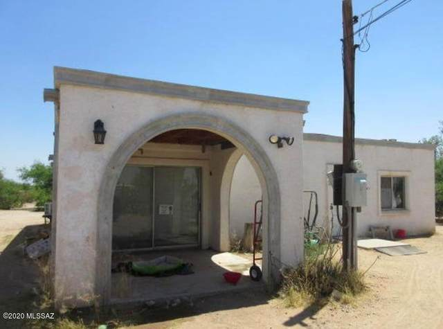 1410 E Frazier Road, Tucson, AZ 85756 (#22013410) :: Long Realty Company