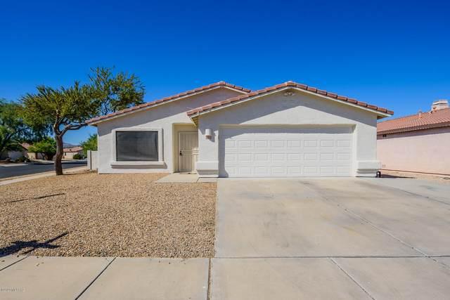 6569 W Tuzigoot Way, Tucson, AZ 85743 (#22013414) :: The Local Real Estate Group | Realty Executives