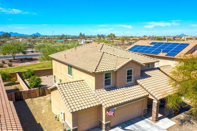 12731 N Greenberry Drive, Marana, AZ 85653 (#22013415) :: AZ Power Team | RE/MAX Results