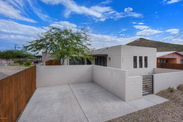 903 W Nearmont Drive, Tucson, AZ 85745 (#22013419) :: The Josh Berkley Team