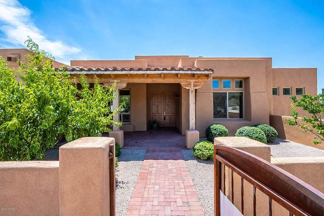 2340 E Calle Lustre, Tucson, AZ 85718 (#22013446) :: Long Realty - The Vallee Gold Team