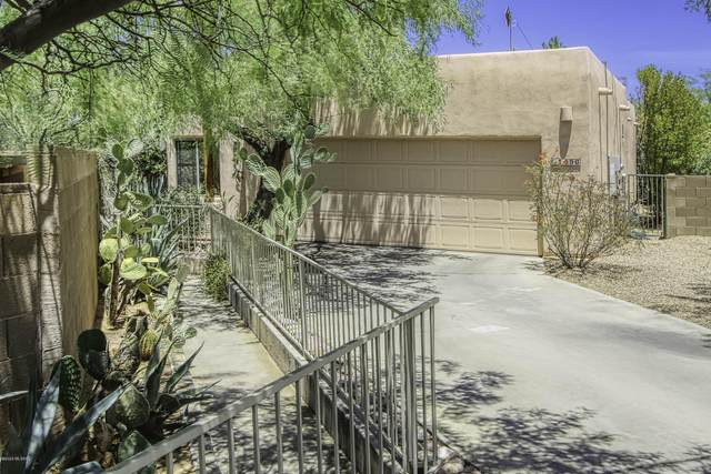 1496 N Remington Place, Tucson, AZ 85712 (#22013449) :: Gateway Partners | Realty Executives Arizona Territory