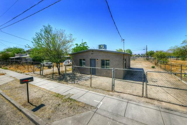 420 W 26Th Street, Tucson, AZ 85713 (#22013460) :: The Local Real Estate Group | Realty Executives