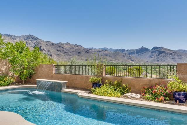 5747 N Placita Paisaje, Tucson, AZ 85750 (#22013472) :: The Local Real Estate Group | Realty Executives