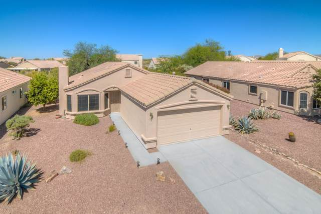 1440 E Ganymede Drive, Tucson, AZ 85737 (#22013473) :: Tucson Property Executives