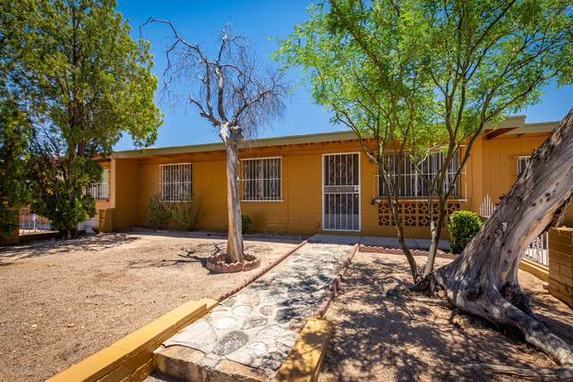 1020 E Wyoming Street, Tucson, AZ 85706 (#22013479) :: Tucson Property Executives