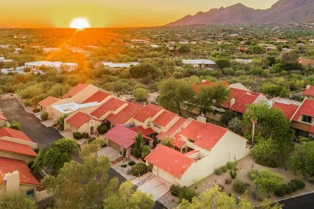 5845 N Placita Del Baron, Tucson, AZ 85718 (#22013488) :: Tucson Property Executives