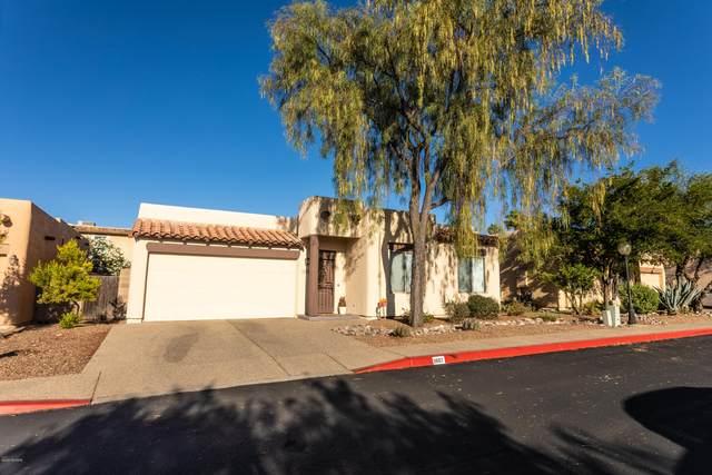 3682 N Crest Ranch Drive, Tucson, AZ 85719 (#22013489) :: Gateway Partners | Realty Executives Arizona Territory