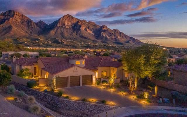 416 E Natasha Court, Oro Valley, AZ 85737 (#22013490) :: Luxury Group - Realty Executives Arizona Properties