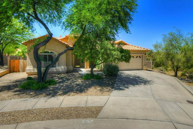 2017 W Silver Rose Place, Oro Valley, AZ 85737 (#22013496) :: Luxury Group - Realty Executives Arizona Properties