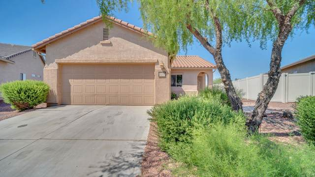 21708 E Reunion Road, Red Rock, AZ 85145 (#22013498) :: Long Realty - The Vallee Gold Team