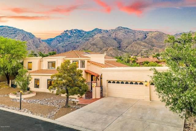 6413 E Calle De Mirar, Tucson, AZ 85750 (#22013502) :: The Local Real Estate Group | Realty Executives