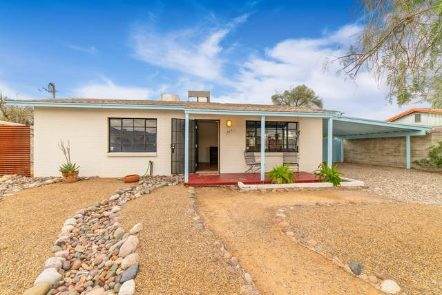 910 E Ellis Street, Tucson, AZ 85719 (#22013509) :: Tucson Property Executives