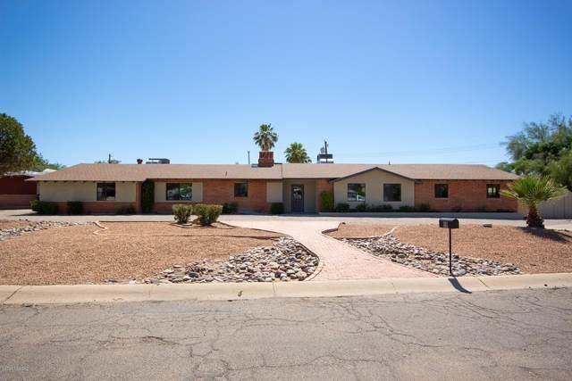 59 N Avenida Natachee, Tucson, AZ 85710 (#22013513) :: Long Realty - The Vallee Gold Team