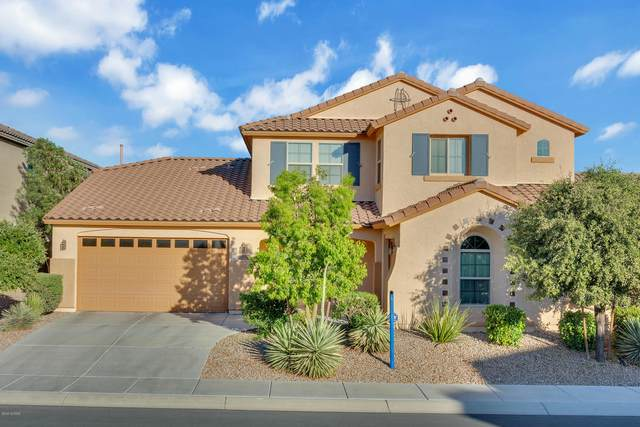 12396 N Pathfinder Drive, Marana, AZ 85658 (#22013515) :: Long Realty - The Vallee Gold Team