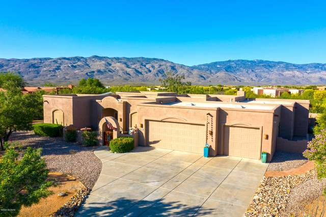 8613 S Triangle O Ranch Place, Vail, AZ 85641 (#22013525) :: AZ Power Team | RE/MAX Results