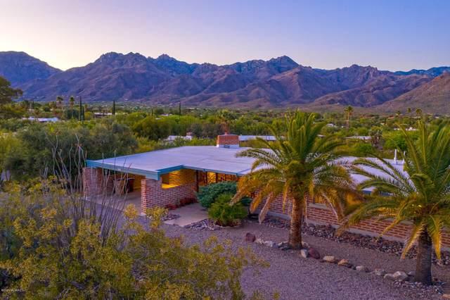4870 N Hummingbird Lane, Tucson, AZ 85750 (#22013533) :: Long Realty Company