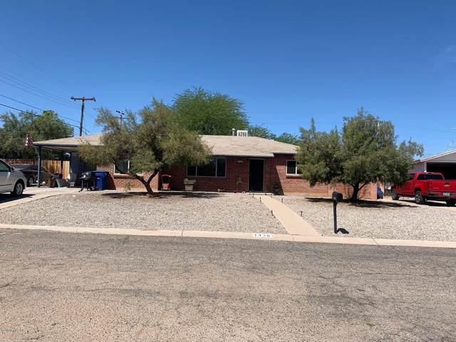1458 S Avenida Sirio, Tucson, AZ 85710 (#22013538) :: Luxury Group - Realty Executives Arizona Properties