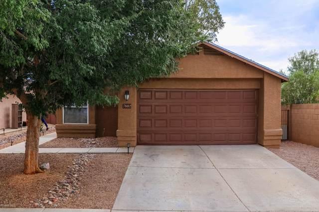7882 S Lennox Lane, Tucson, AZ 85747 (#22013543) :: Luxury Group - Realty Executives Arizona Properties