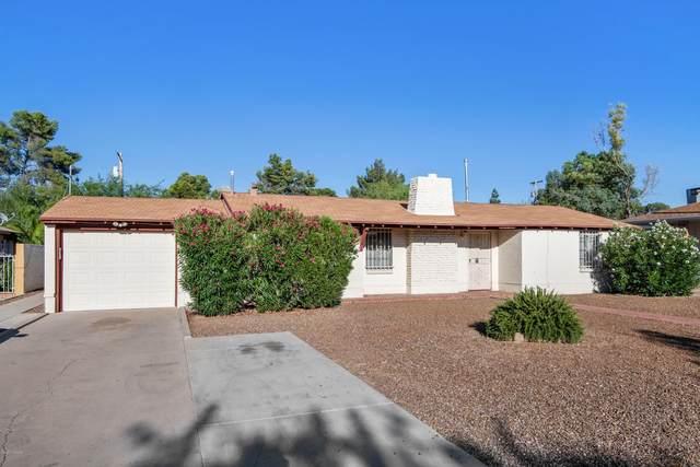 2040 N Campbell Avenue, Tucson, AZ 85719 (#22013544) :: Luxury Group - Realty Executives Arizona Properties