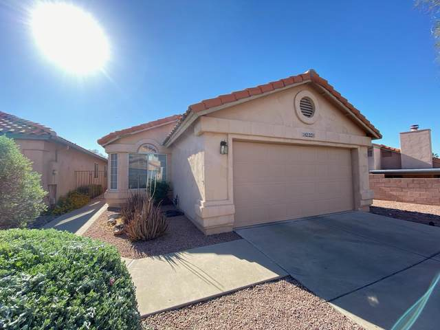 5314 N Entrada De Sabino, Tucson, AZ 85750 (#22013545) :: Luxury Group - Realty Executives Arizona Properties