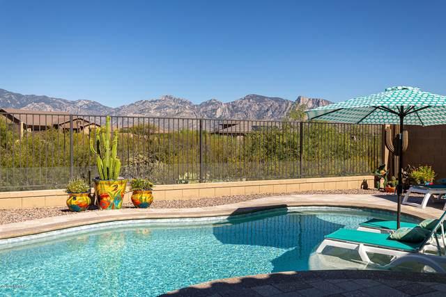 13280 N Downy Dalea Court, Oro Valley, AZ 85755 (#22013546) :: Luxury Group - Realty Executives Arizona Properties