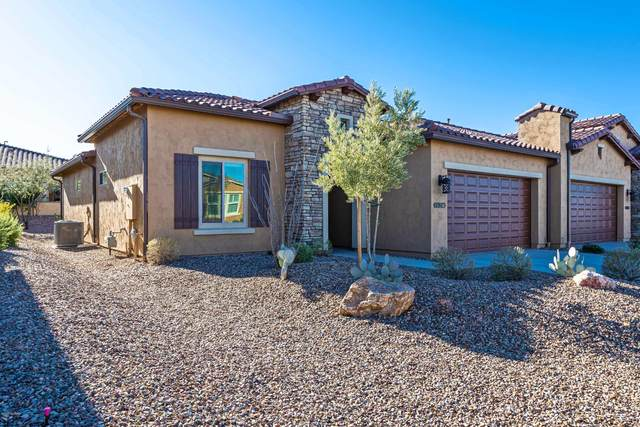 61047 E Slate Road, Oracle, AZ 85623 (#22013552) :: Luxury Group - Realty Executives Arizona Properties