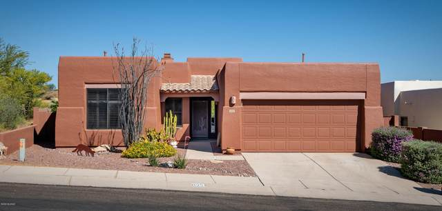 11951 N Labyrinth Drive, Oro Valley, AZ 85737 (#22013560) :: Tucson Property Executives