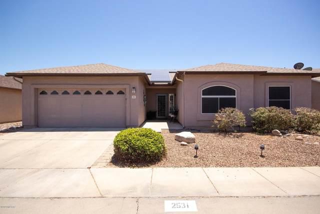 2531 W Camino Del Medrano, Tucson, AZ 85742 (#22013565) :: The Local Real Estate Group | Realty Executives