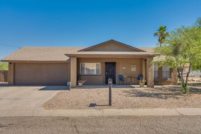 4574 W Annabelle Street, Tucson, AZ 85741 (#22013575) :: Long Realty - The Vallee Gold Team