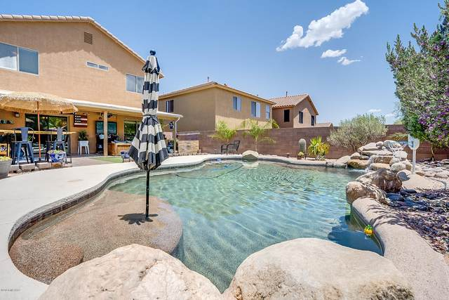 671 W Flaming Arrow Drive, Green Valley, AZ 85614 (#22013579) :: The Josh Berkley Team