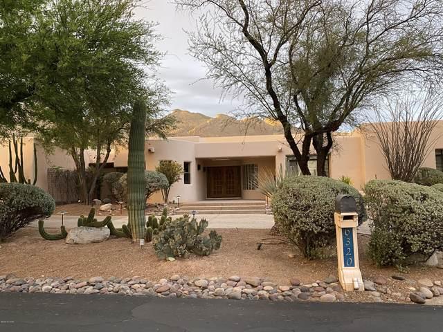 6320 N Via Acacia, Tucson, AZ 85718 (#22013581) :: The Local Real Estate Group | Realty Executives
