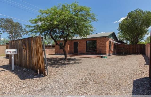 1822 E Seneca Street, Tucson, AZ 85719 (#22013583) :: The Local Real Estate Group | Realty Executives