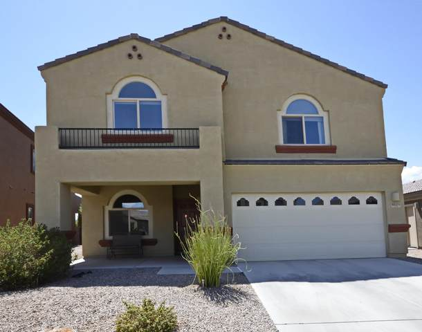 8629 N Continental Links Drive, Tucson, AZ 85743 (#22013586) :: Long Realty - The Vallee Gold Team