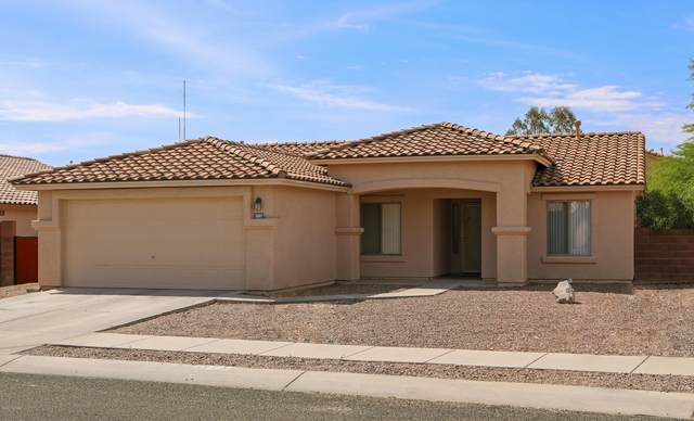 2603 W Southern Star Drive, Tucson, AZ 85713 (#22013596) :: The Local Real Estate Group | Realty Executives