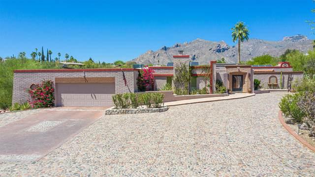 1401 E Orange Grove Ridge, Tucson, AZ 85718 (#22013602) :: The Local Real Estate Group | Realty Executives