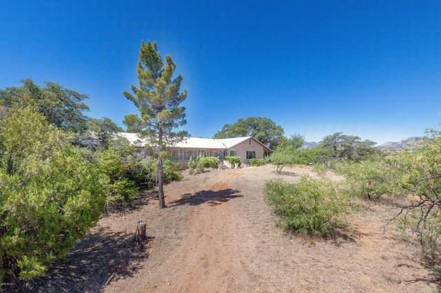 13800 E Greaterville Road, Sonoita, AZ 85637 (#22013605) :: Realty Executives Tucson Elite