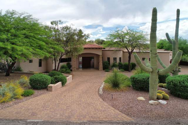 5870 N Piedra Seca, Tucson, AZ 85718 (#22013606) :: The Local Real Estate Group | Realty Executives