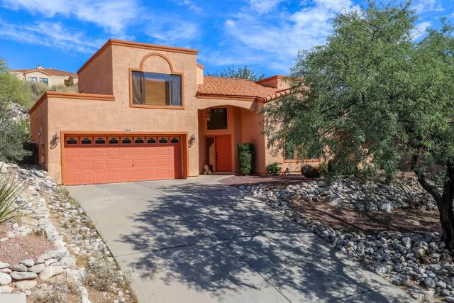 4421 N Summer Set Drive, Tucson, AZ 85750 (#22013610) :: The Josh Berkley Team