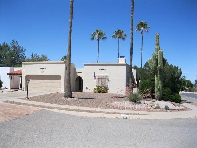 1057 N Abrego Drive, Green Valley, AZ 85614 (#22013618) :: Long Realty Company