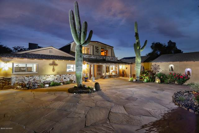 7350 S Cactus Thorn Lane, Tucson, AZ 85747 (#22013635) :: Long Realty Company