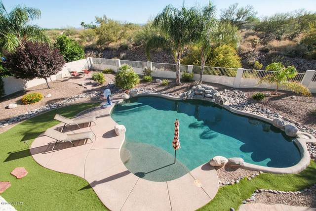 13151 N Pioneer Way, Oro Valley, AZ 85755 (#22013639) :: Long Realty Company